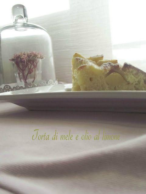 L'Emporio 21: La Torta di mele e olio al limone-con la fine del ...
