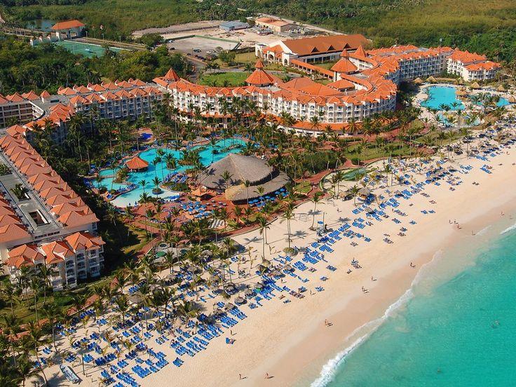 Vistas del hotel Barceló Punta Cana