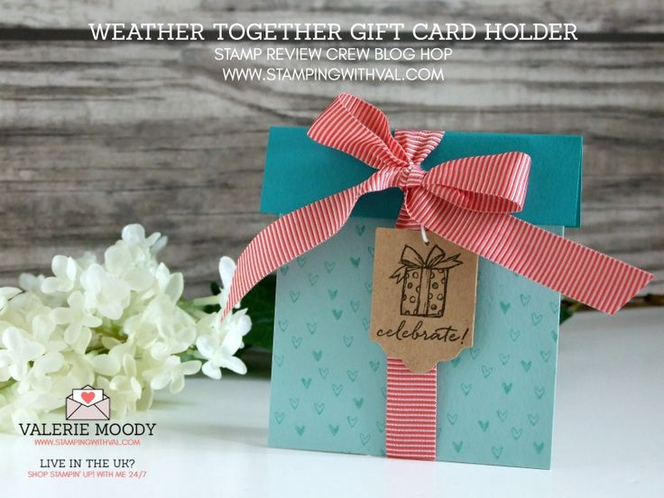 Stampin Up UK - Cards, Tutorials and Ideas from Stamping With Val - Shop Stampin Up UK Online Here 24/7 - Weather Together With Val Moody