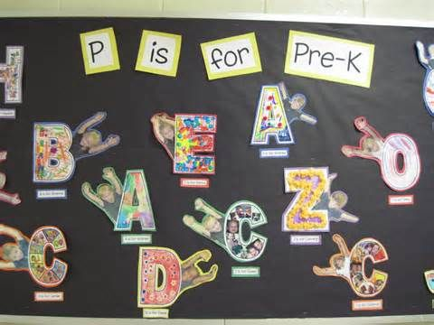 Love this idea for a beginning of the year bulletin board!