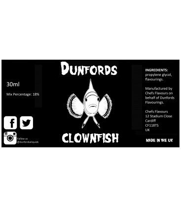 Clownfish 30ml