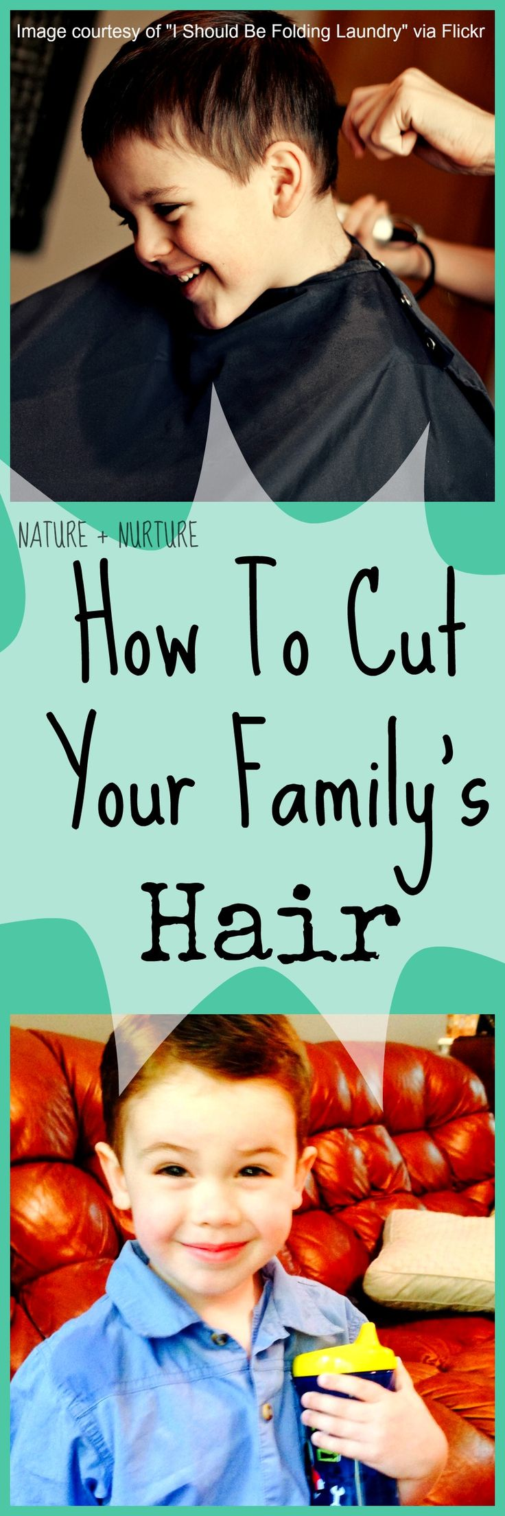 Researching how to cut your own hair can be intimidating, but a little information and practice can save you a LOT of money! In this post, I will share my DIY hair cutting journey along with practical tips on how to learn this wonderful skill. If you want to learn how to cut hair yourself, read this post!