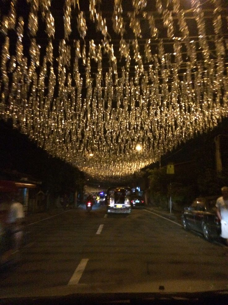 "Fiesta ""banderitas"" in Pasig City"