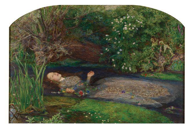 VOGUE lifestyle   news   英国絵画最高峰「オフィーリア」も来日! 森アーツセンターギャラリーで、「テート美術館の至宝 ラファエル前派展 英国ヴィクトリア朝絵画の夢」。