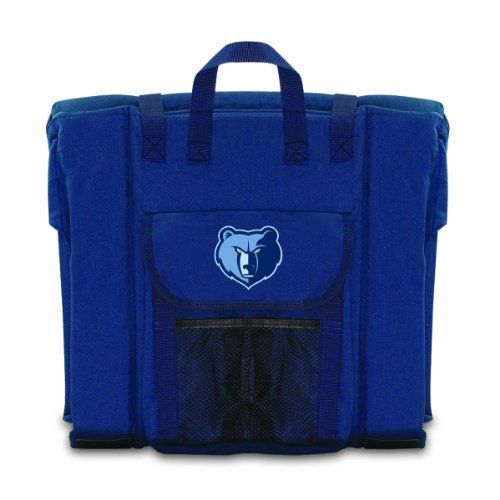 NBA Memphis Grizzlies Portable Stadium Seat -- To view further for this item, visit the image link.