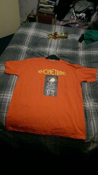Red KhOnEtRiBe T-Shirt :)
