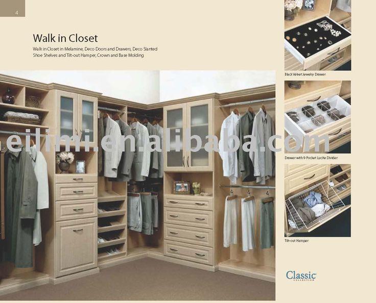 Small walk in closet ideas walk in closet design for Closet interior designs
