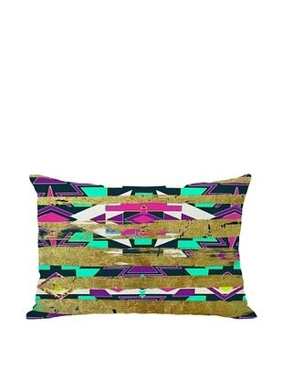 66% OFF Oliver Gal by One Bella Casa Navajo Neon Boudoir Pillow, Neon Multi