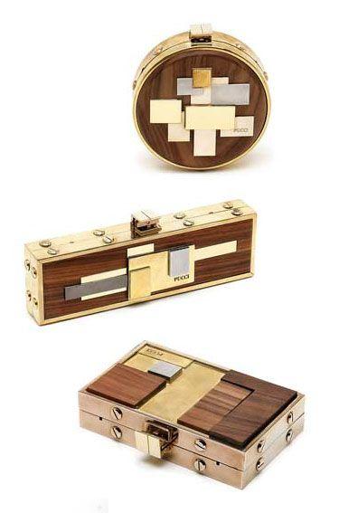Wooden Clutches « Vogueprincessnaija's Blog