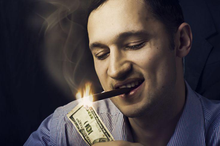 Sabia que você está queimando o seu dinheiro? - Coaching Financeiro - Organize Suas Finanças
