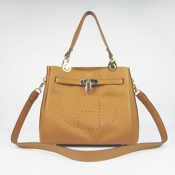 a742e04693b ... where can i buy new fashion fashion hermes so kelly 60668 ladies messenger  bag coffee on