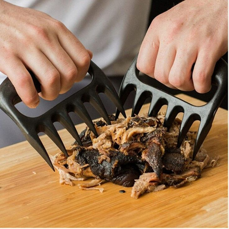 1pc Grizzly Bear Claw Meat Handler/Shredder