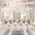 WEDDING INSPIRATION: 10 x all white wedding