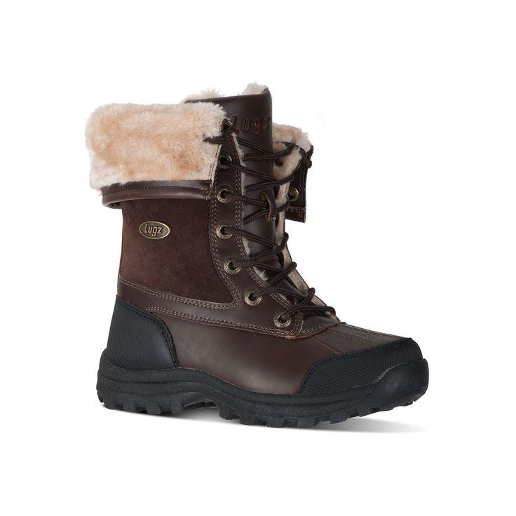 Lugz Tambora Women's Winter Boots, Size: medium (6.5), Brown