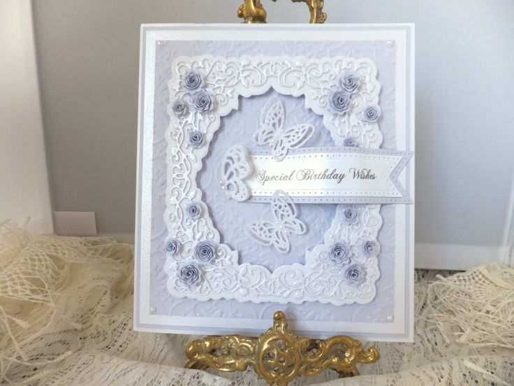 A coffee shop birthday...yes I just love this SW die and the new wisteria foundation card.