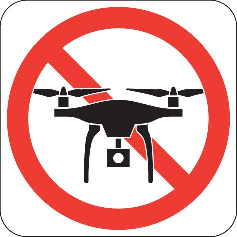 Image result for No Drones