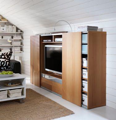 Image Result For Ikea Besta Boas Tv Storage Unit Sliding