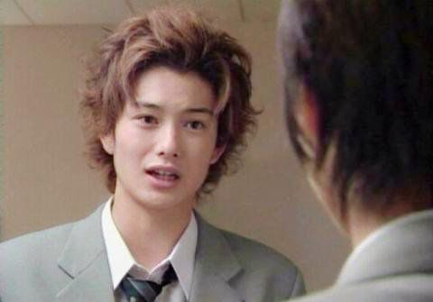 岡田将生 Okada Masaki / 関目京悟 / 花ざかりの君たちへ hana kimi / 2007