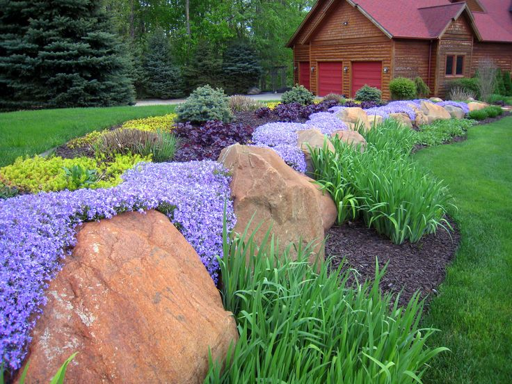 13 best images about natural rockery on pinterest home for Landscaping rocks grand rapids
