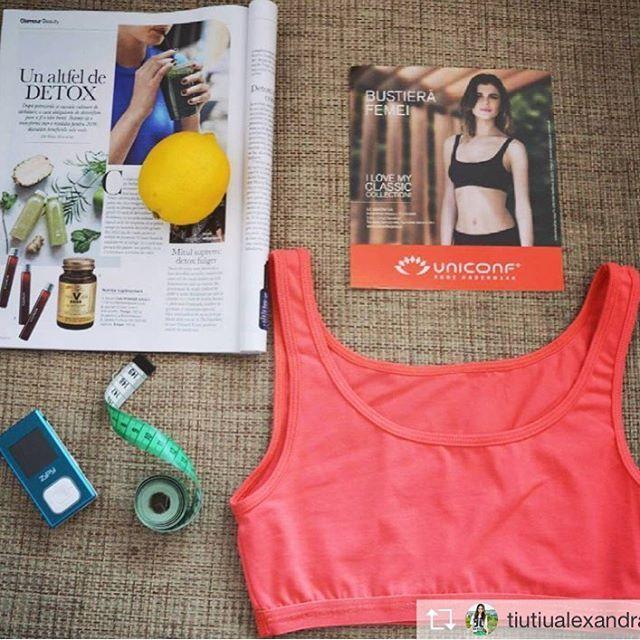 @tiutiualexandra a creat un mic kit de work-out, în care a inclus și bustiera…