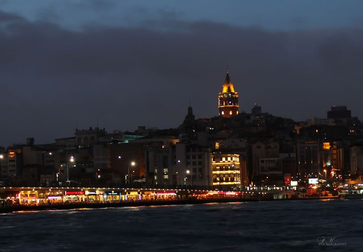 Galata Tower / İstanbul by FY Photography Fulya on 500px