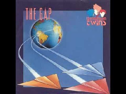 Thompson Twins - The Gap | http://pintubest.com