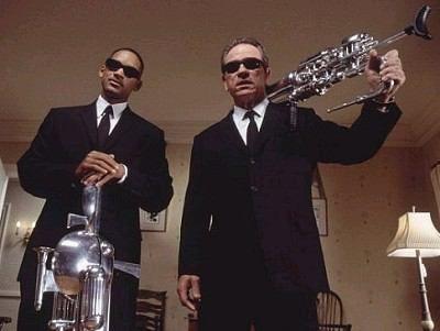 Men In Black ウィルスミス トミーリージョーンズの画像 プリ画像