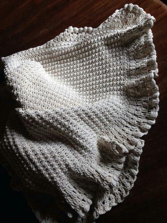 baby blanket baumwolle/silk yarn