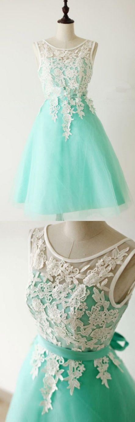 Emerald Homecoming Dresses, Short Homecoming Dresses, Sleeveless Homecoming Dresses, Sashes Homecoming Dresses, Mini Homecoming Dresses, Homecoming Dresses Short