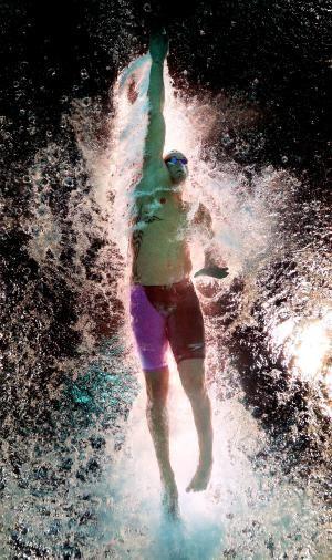 How to Swim the 50 Freestyle: Reigning 50 Freestyle World Champion Florent Manaudou.