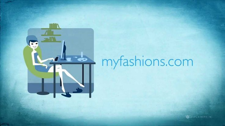 MyFashions 2 - explainer video