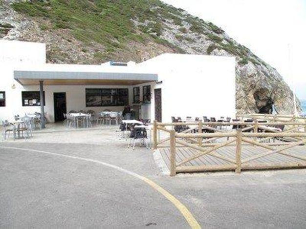 Fish Restaurant at Adraga Beach #Portugal