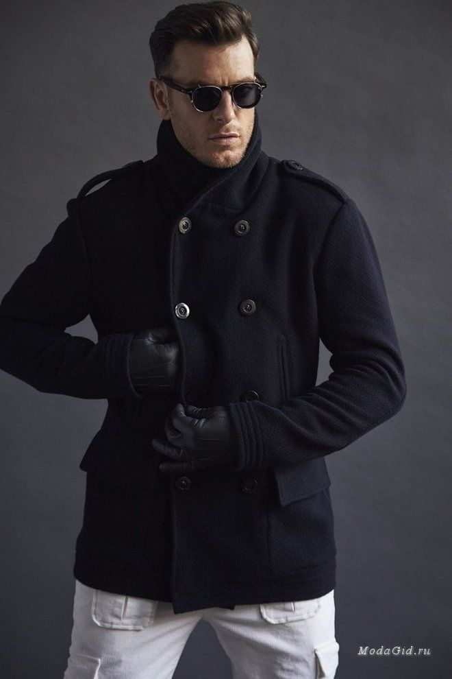 Мужская мода: Michael Bastian, осень-зима 2016-2017