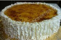 Cómo hacer una tarta de San Marcos
