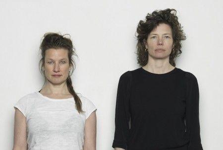 Bianca van der Schoot en Suzan Boogaerdt makensamen met Muziektheater Transparant de voorstelling 'Paradise'speciaal voorTheaterfestival Boulevard in Den Bosch.