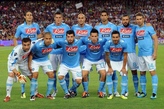 20 maggio 2012: la formazione della quarta Coppa Italia (Napoli-Juventus 2-0 a Roma)