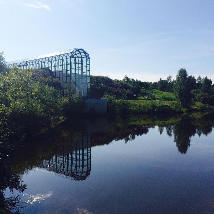 Arctikum/museum/Rovaniemi