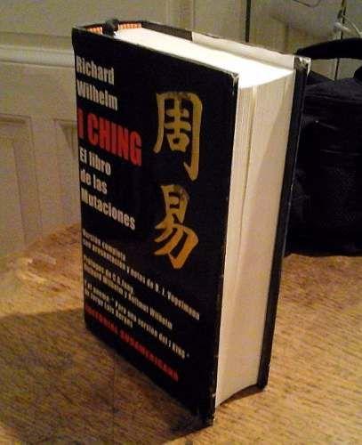 I Ching Libro De Las Mutaciones Richard Wilhelm Y C. G. Jung $ 500
