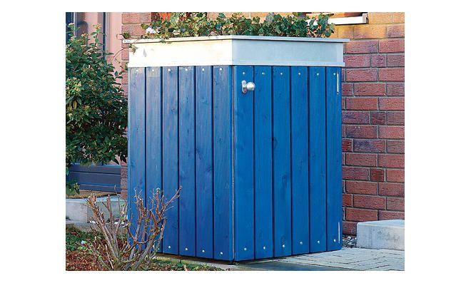 best 25 m lltonnenbox selber bauen ideas on pinterest. Black Bedroom Furniture Sets. Home Design Ideas