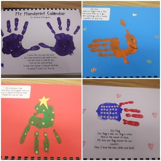 Children S Calendar Ideas To Make : Diy holiday gifts kids can give to their parents