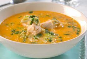Litteratur, mat og annet: Thai soup !