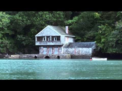 Agatha Christie's Greenway House and Garden - YouTube