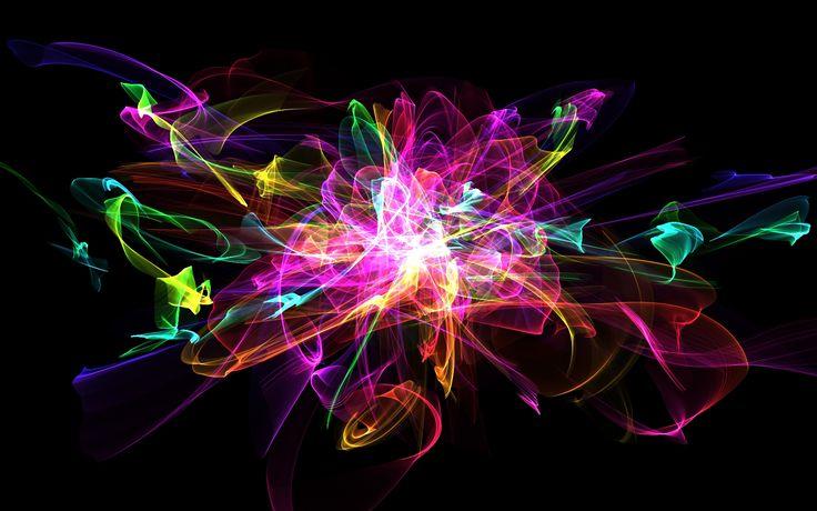 laser wallpaper 9391