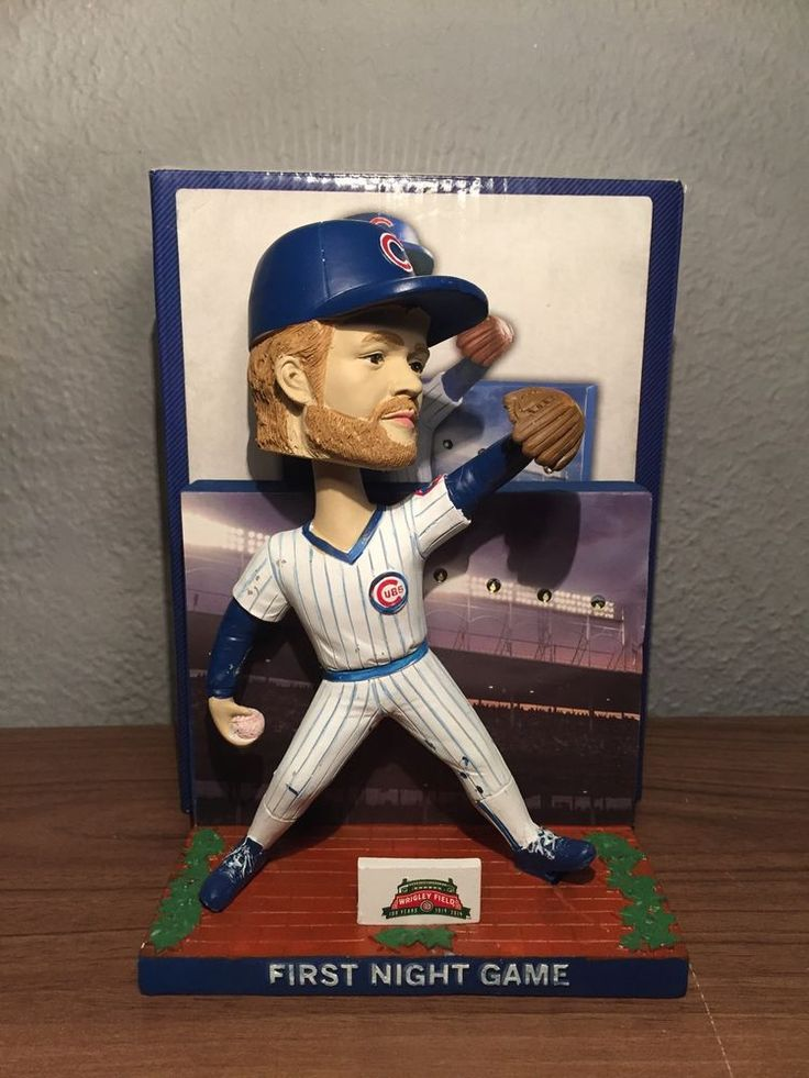 Chicago+Cubs+Rick+Sutcliffe+Bobblehead+NIB+SGA+First+Night+Game+Wrigley+100+#Unbranded