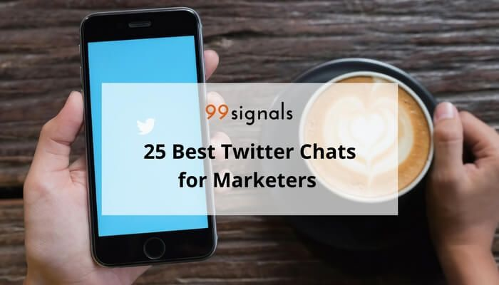 25 Best Twitter Chats for Marketers