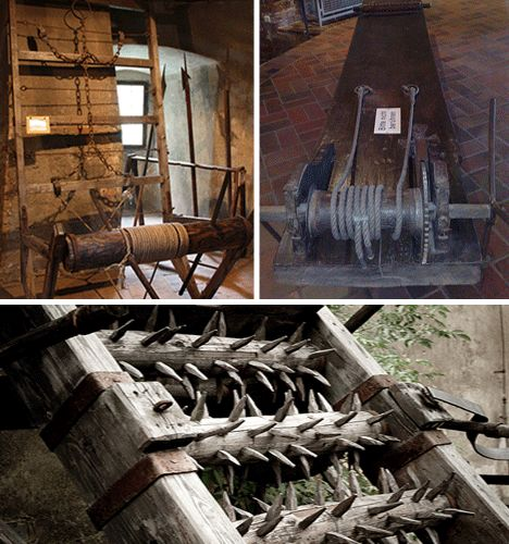 Museum Of Historic Torture Devices Wisconsin Dells On Their Website For 2 Off
