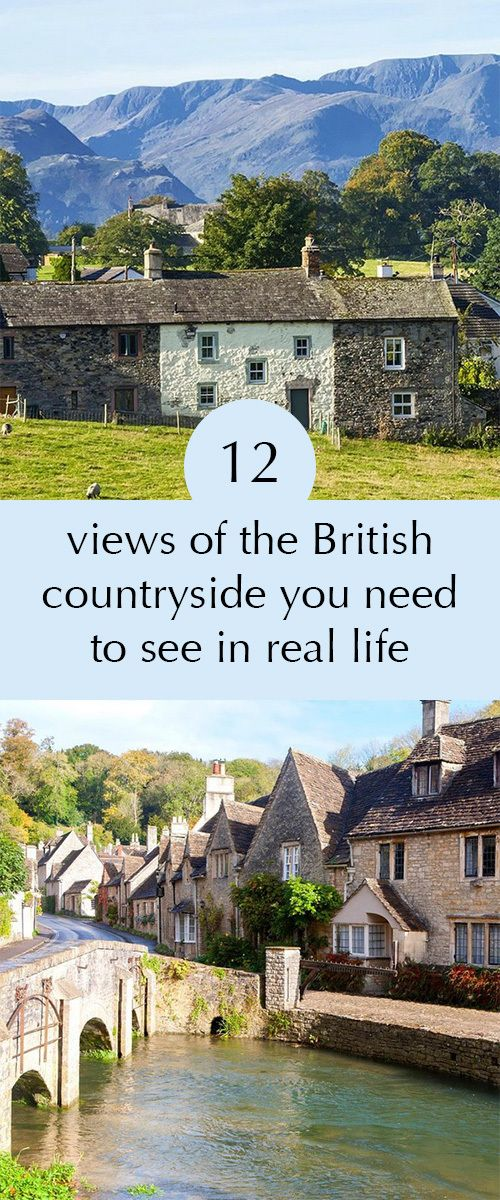 Sometimes, it's easy to forget what you have on your doorstep​ - especially when it comes to the breathtaking scenery that belongs to the UK. From the rolling Yorkshire Dales to the more dramatic mountains of Snowdonia. From the relaxing coastlines of Dorset to the postcard-perfect, higgldy-piggldy cottages of the Cotswolds. Scroll through this beautiful inspiration for weekends away, summer staycations or simply long walks in your local area…