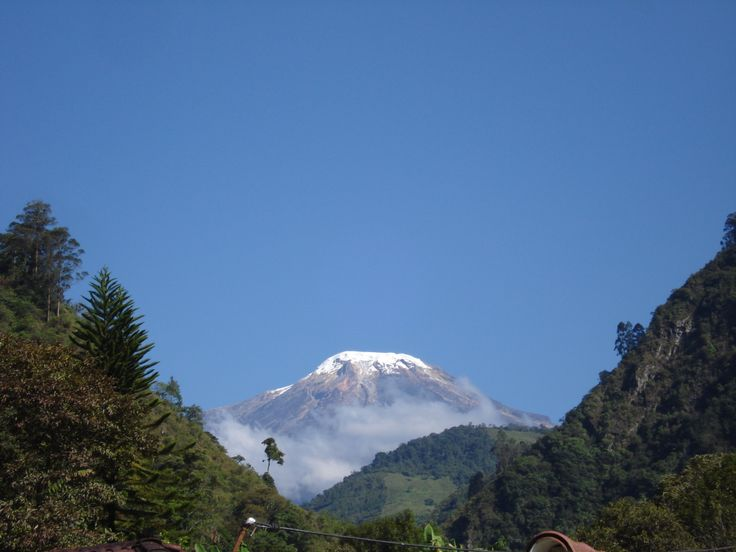 Nevado del Tolima -foto de Camila Gomez