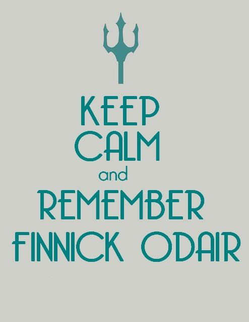 Finnick, The Hunger Games - I fell for him, so hard. He was one of the few redeeming aspects of Mockingjay