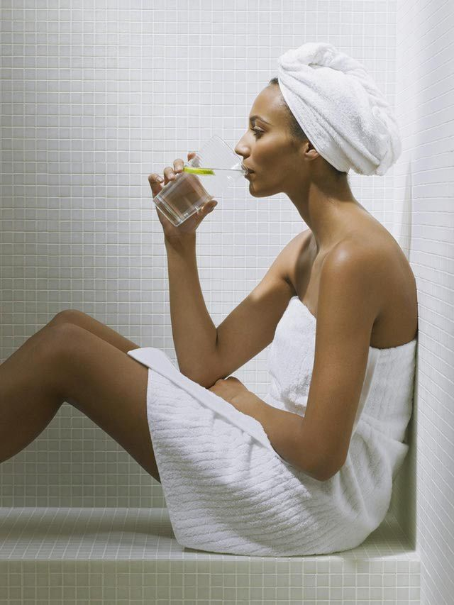 Never Mind the Spa: Here Are Tips for Detoxing at Home.  Spot-on perspective: Detox is a practice, not a one-time thing.